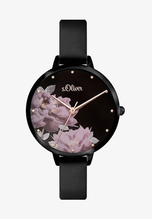 DAMEN - Watch - black