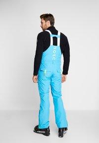 OOSC - FRESH POW - Snow pants - blue - 2