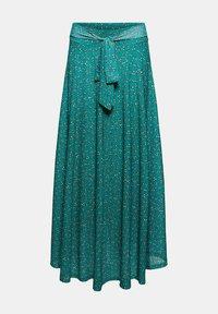Esprit - Maxi skirt - teal green - 7
