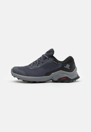 X REVEAL GTX  - Hiking shoes - ebony/black/quiet shade