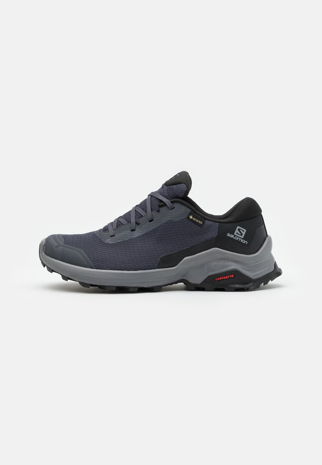 X REVEAL GTX  - Outdoorschoenen - ebony/black/quiet shade