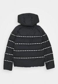 Nike Sportswear - UNISEX - Jas - black/white - 1