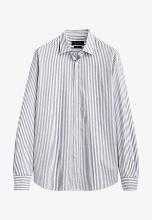 SLIM FIT - Shirt - dark blue