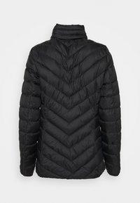 Esprit - PER THIN - Lett jakke - black - 2