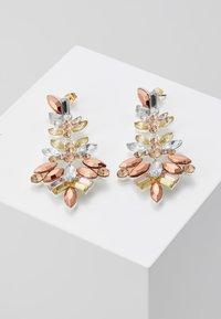 Pieces - PCCHANDELIER EARRINGS - Orecchini - silver-coloured - 0