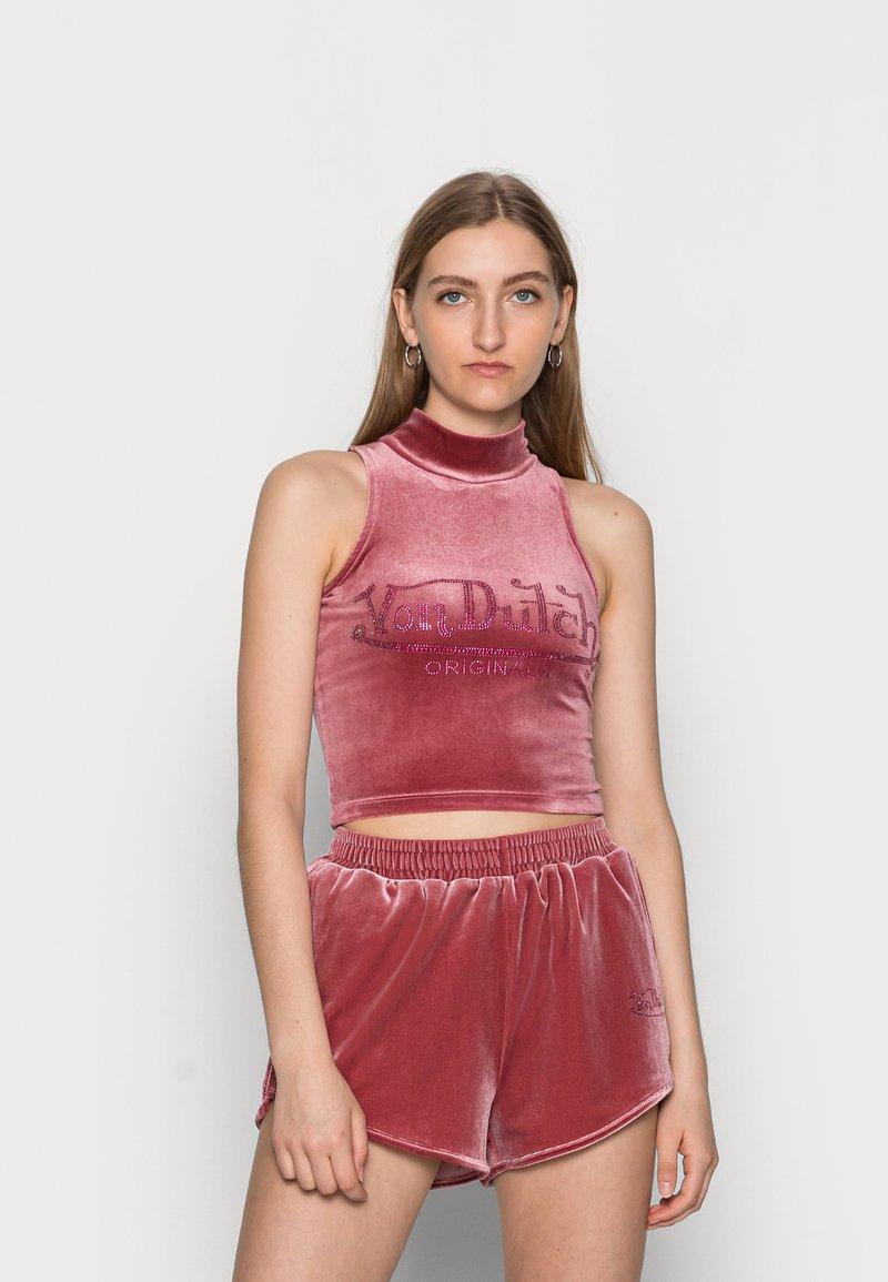 Von Dutch - JESSIE  - Top - pink