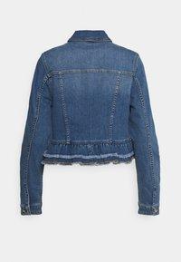 Liu Jo Jeans - GIUBBINO - Jeansjakke - denim blue silly wash - 1