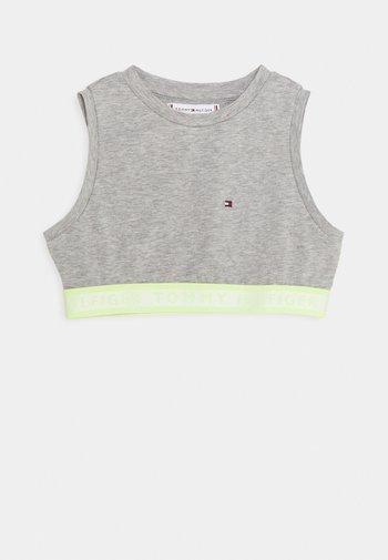 TAPE SPORTS - Top - light grey heather