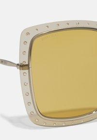 Jimmy Choo - DANY - Solglasögon - beige gold-coloured - 4