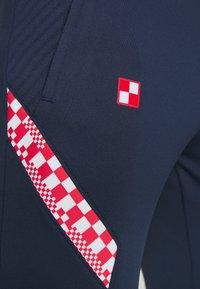 Nike Performance - KROATIEN DRY PANT - Voetbalshirt - Land - midnight navy/ligth crimson/ligth crimson - 5