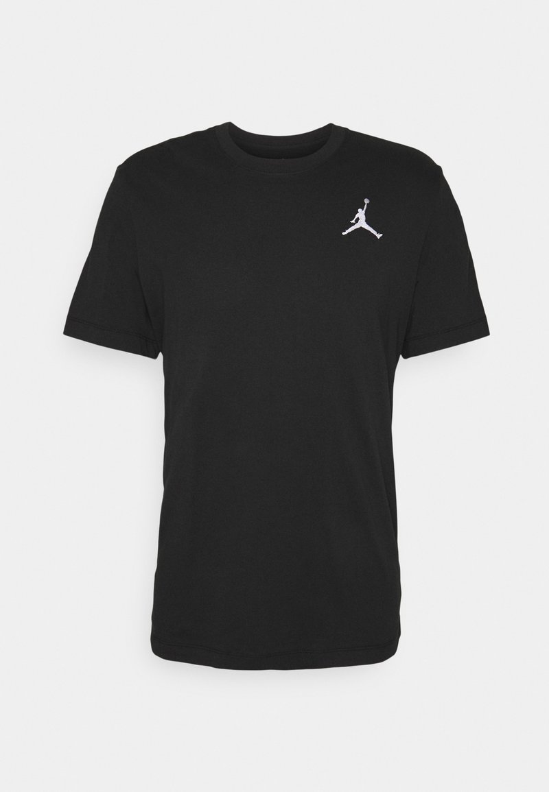 Jordan - JUMPMAN CREW - Basic T-shirt - black