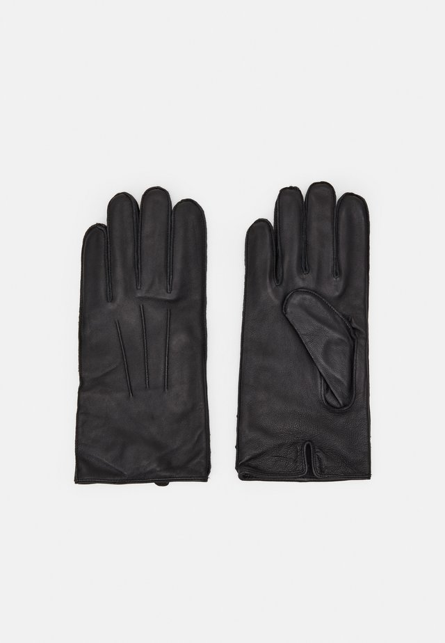 SLHZAIN GLOVES - Gants - black