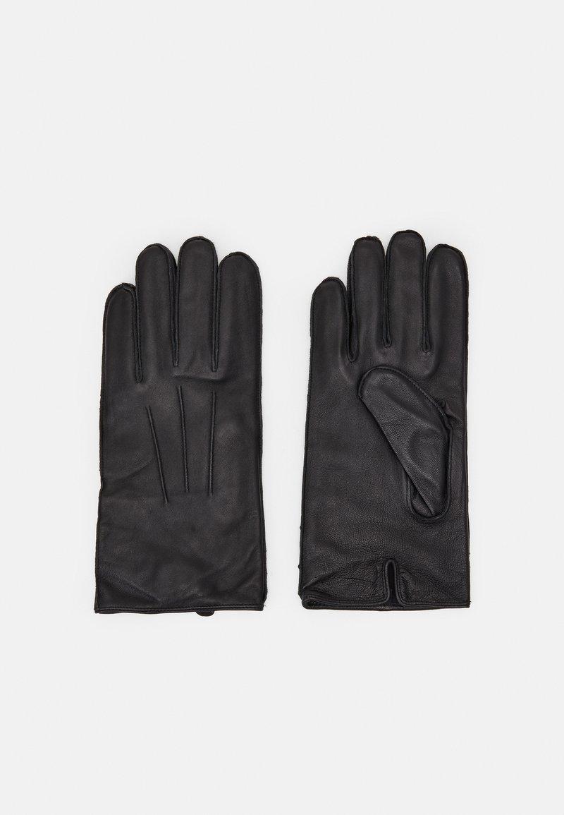 Selected Homme - SLHZAIN GLOVES - Gloves - black