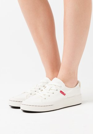 SHERWOOD  - Sneakersy niskie - brilliant white