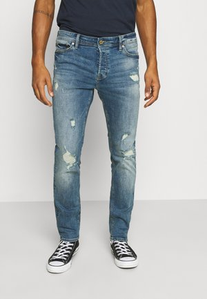 JJIGLENN JJORIGINAL - Jeans slim fit - blue denim