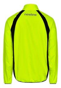 Newline - CORE  - Training jacket - neon yellow - 1