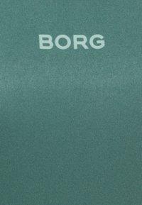 Björn Borg - BLOCK TANK - Top - duck green - 2