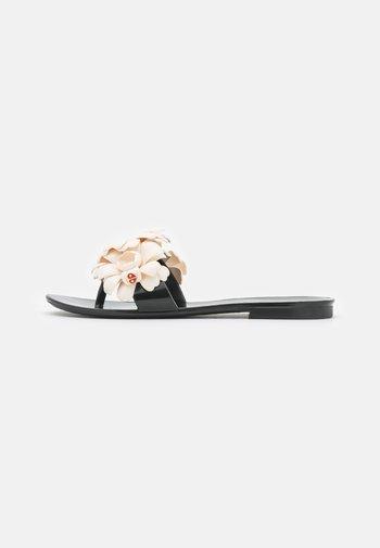 JAYLEE - T-bar sandals - black