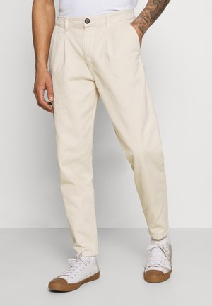 CONRAD PANTS - Trousers - sandshell