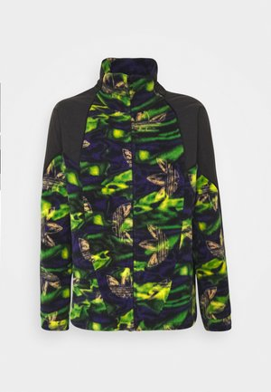 Fleece jacket - multicolor