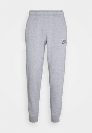 Tracksuit bottoms - multi/obsidian