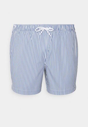 PULL ON STRIPE - Badeshorts - blue