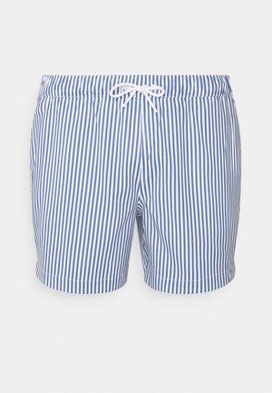 PULL ON STRIPE - Plavky - blue