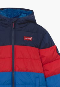 Levi's® - COLORBLOCK PUFFER - Winter jacket - prince blue - 3