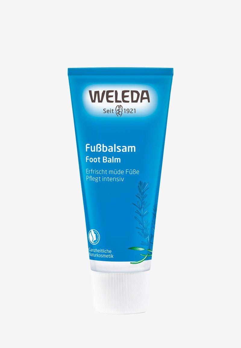 Weleda - FOOT BALM - Foot cream - -