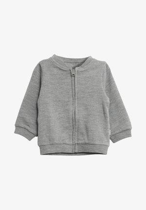 Cardigan - melange grey