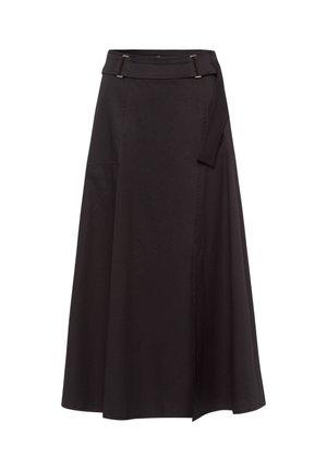Maxi skirt - schwarz (15)