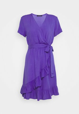 Day dress - purple
