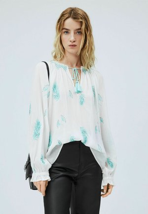 ZOE - Long sleeved top - blanco off