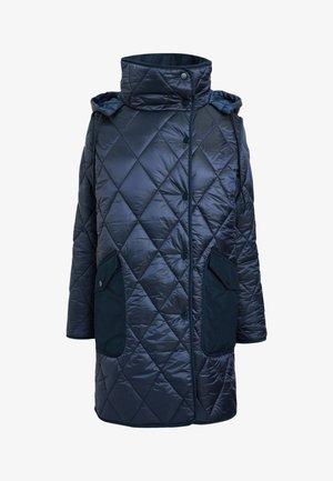 PATCH POCKET  - Zimní kabát - blue