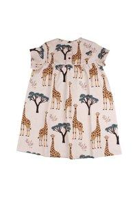 Walkiddy - Day dress - giraffes - 1