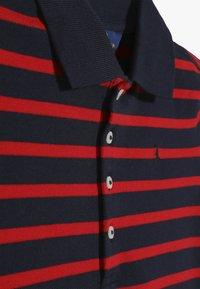 Polo Ralph Lauren - STRIPE - Polotričko - hunter navy/red - 4