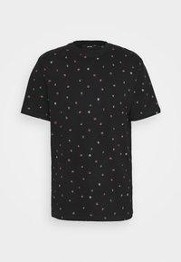 Only & Sons - ONSMALIK LIFE TEE - T-shirt med print - black - 4