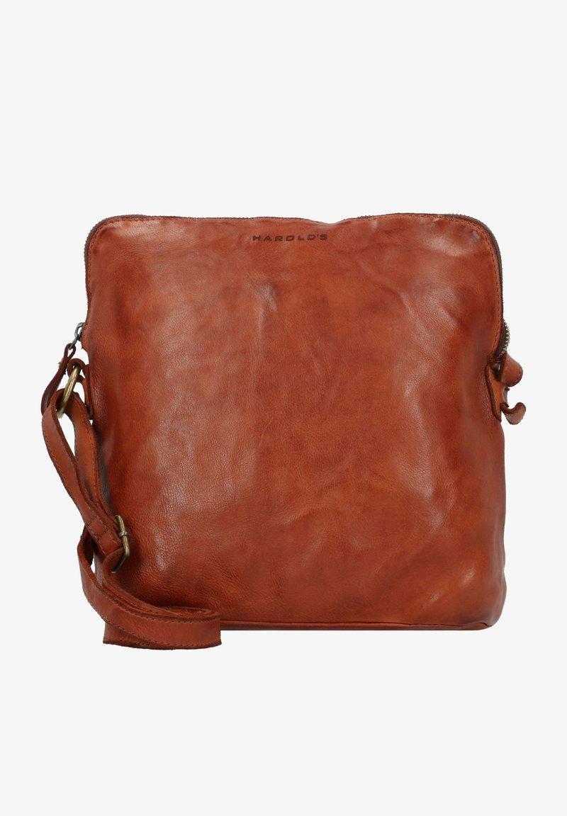 Harold's - SUBMARINE  - Across body bag - cognac