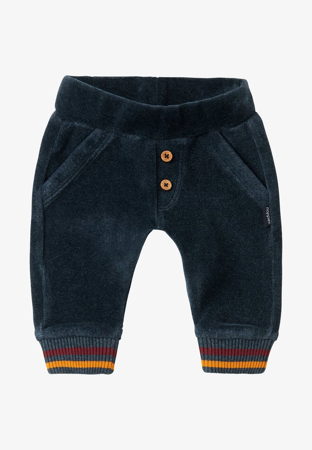 Trousers - midnight navy
