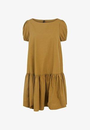 YASDANOLA - Day dress - butternut