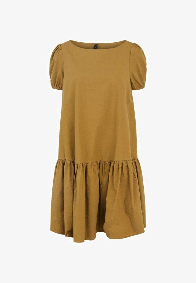 YASDANOLA - Vapaa-ajan mekko - butternut