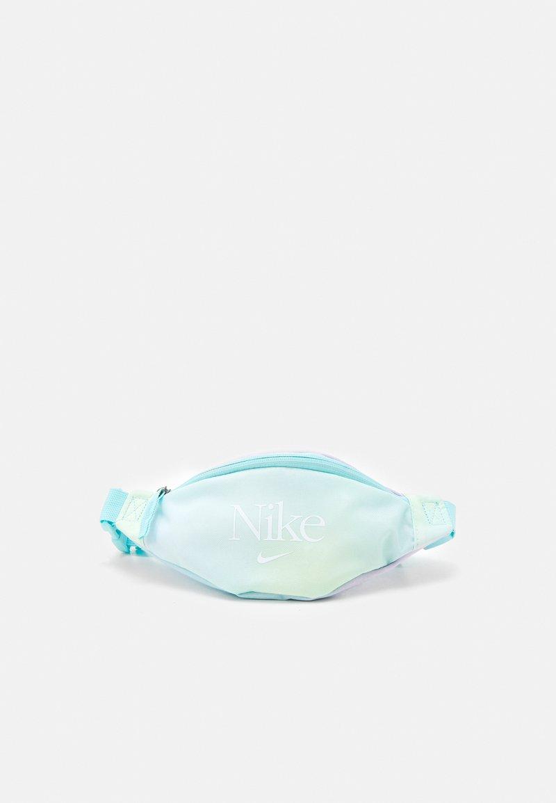 Nike Sportswear - HERITAGE WAISTPACK - Bum bag - copa/regal pink/white