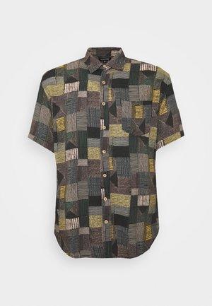 CAMISA EHTNICS - Shirt - black