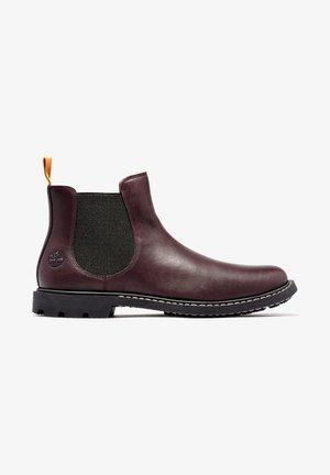 BELANGER EK+ - Classic ankle boots - burgundy full grain