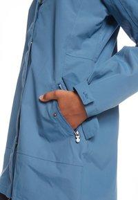 Jeff Green - CARO - Outdoor jacket - blue powder - 6