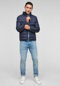 Q/S designed by - Light jacket - navy - 1