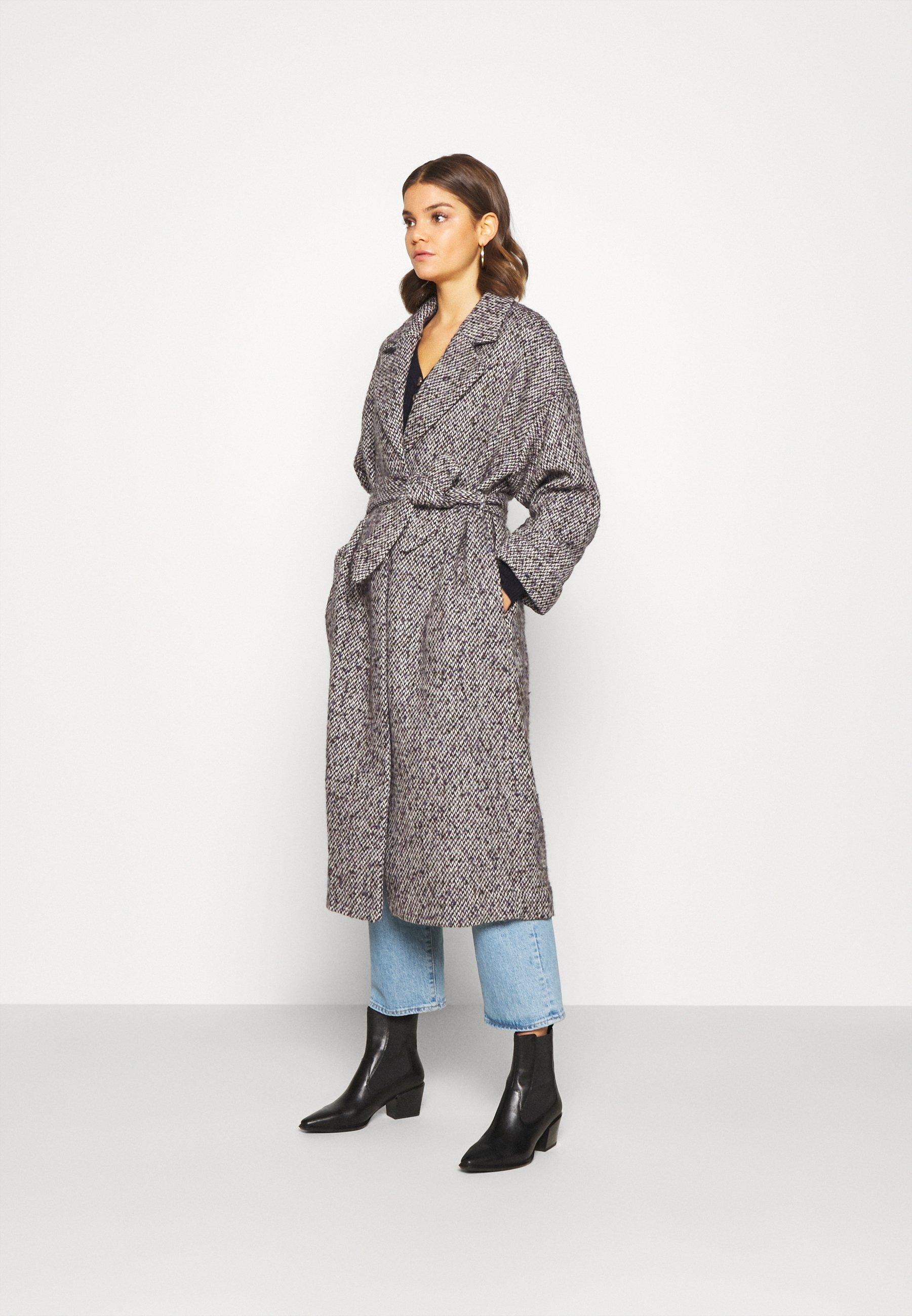Damen SANTO COAT - Klassischer Mantel