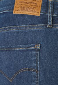 Levi's® - 720 HIRISE SUPER SKINNY - Jeans Skinny Fit - echo cloud - 5