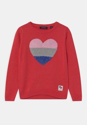 KIDS GIRLS - Pullover - rot