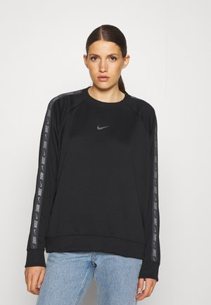 TAPE CREW - Sweatshirt - black